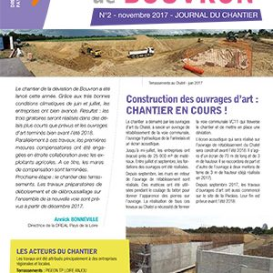 Journal de Chantier RN171 N°2