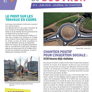 Journal de chantier N°4