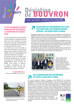 Journal de chantier N°6