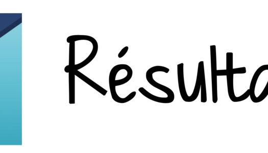 Résultats élection municipale
